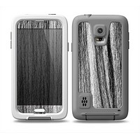 The Dark Colored Frizzy Texture Skin for the Samsung Galaxy S5 frē LifeProof Case
