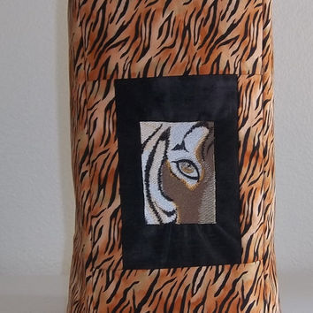Blender Cover, Eye of the Tiger, Jungle Print Kitchen Accessory, Tiger Blender Cover