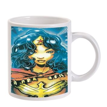 Gift Mugs | Wonder Woman Super Heroes Ceramic Coffee Mugs