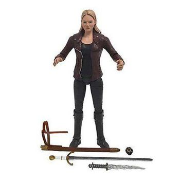 Icon Heroes Once Upon A Time: Emma Swan Action Figure