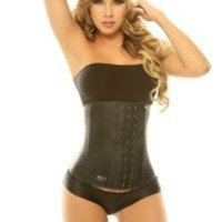 Lingerie Body Briefer For Women Classic Siluet waist cincher Cotton Black Color