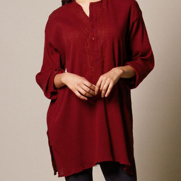 Unisex Indian Kurti Tunic