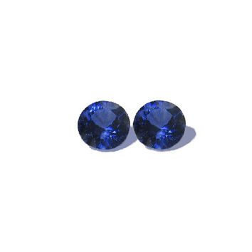 Stud earrings Sapphire loose 3.0 mm, 3.5 mm, 4.0 mm, 4.5 mm Extra Fine Quality for Fine Jewelry,Blue Sapphire Ring, Engagement Ring