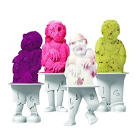 Zombies Popsicle Mold Set