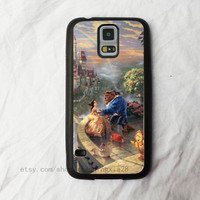 Beauty and the beast galaxy s5 case,Samsung Galaxy s5 case,Galaxy s5 case,Samsung Galaxy S3 case, Galaxy s4 case