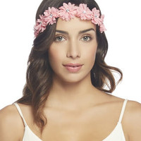 GLITTER & FLORAL HEADWRAP 3-PACK