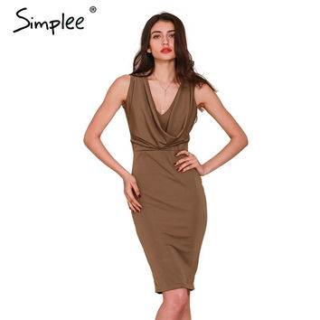 Simplee Woman Casual dress