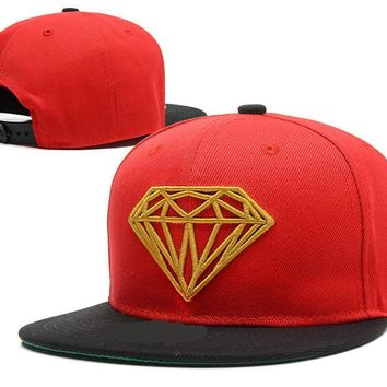 New fashion brand three-dimensional embroidery hip hop cap sun hat for men women  [6539649475]