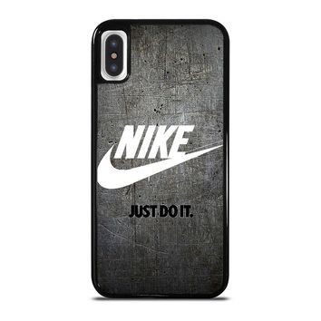 NIKE JUST DO IT iPhone X / XS case