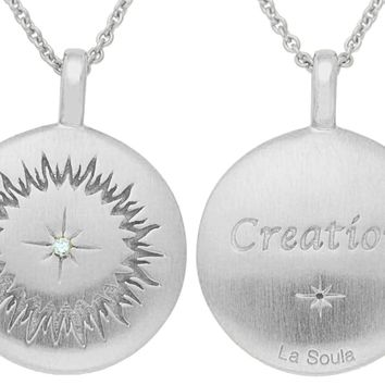 Creation Disc - Silver