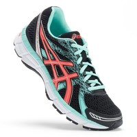 ASICS GEL-Excite 2 Women's Wide-Width Running Shoes (Black)