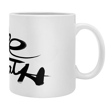 Kal Barteski Take BW Coffee Mug