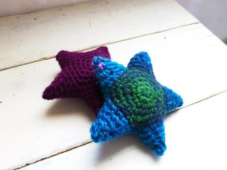 Amigurumi Starfish : Amigurumi stars, amigurumi starfish, from ...