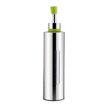 Stainless Steel olive Oil Bottles Seasoning Oil Container Storage Bottle Sauce Vinegar Pot Leak-proof Drip-free #15