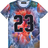 Colorful 23 Tee