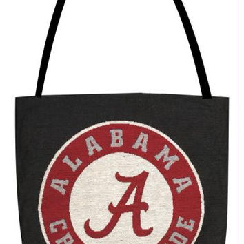 Tote Bag - University Of Alabama