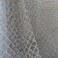 Vintage, Fish, Net, Netting, Nautical, Maritime, Home Decor, Photo Prop, Decoration, RhymeswithDaughter