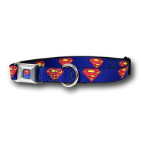 Superman - Shield Dog Collar