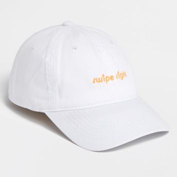Swipe Right Dad Hat