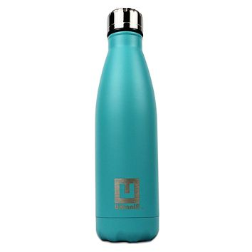 Urbanifi Water Bottle Baseball Softball 17 OZ Gift for Mom Men Sports Travel Waterbottle, Stainless Steel, Tumbler, Vacuum Insulated, Keeps Water Cold for 24, Hot for 12 Hours