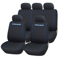 Furnistar 9-Piece Car Vehicle Protective Seat Covers CV0212