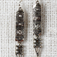 Tribal Bohemian Earrings