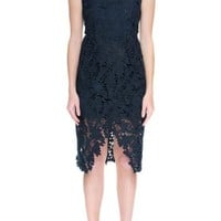 Keepsake the Label 'Say My Name' Lace Sheath Dress | Nordstrom