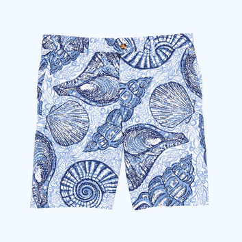 Mens Beaumont Short | 29580-blueperipopupstuffedshells | Lilly Pulitzer