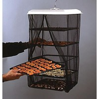 Hanging Raw Food Dehydrator - Solar Powered