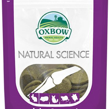 Oxbow Natural Science Joint Support Small Pet Supplement 4.2oz
