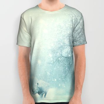 Different dont mean weak All Over Print Shirt by HappyMelvin | Society6