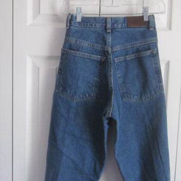 Vintage LL Bean Jeans, Womens Size 4 Mom Jeans, High Waisted Denim Jeans, High Waist 27, Boyfriend Jeans Hipster