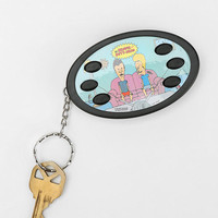 Urban Outfitters - Beavis And Butt-Head Talking Keychain