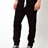 ASOS Heavyweight Cuffed Sweatpants