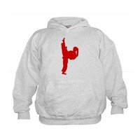 Tae Kwon Do Kids Hoodie on CafePress.com