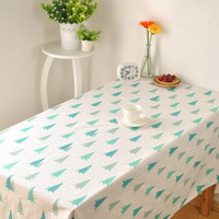 Home Decor Tablecloths [6283624198]