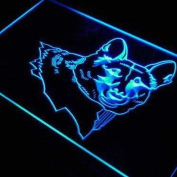 German Shepherd Neon Sign (LED)