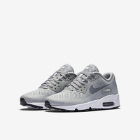 The Nike Air Max 90 BR (3.5y-7y) Big Kids' Shoe.