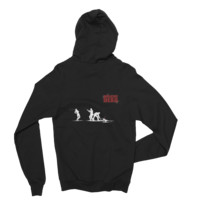 The Walking Dead In The Street Hoodie (Black)