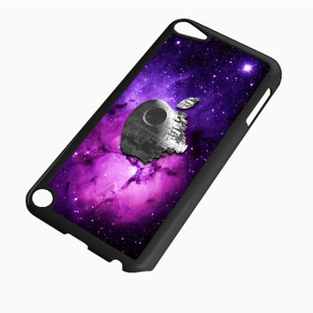 Star Wars Inspired Death Star Apple in Galaxy iPod Touch 5 | 4 Case