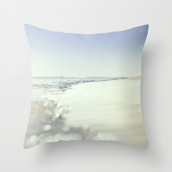 This is the end... Throw Pillow by HappyMelvin