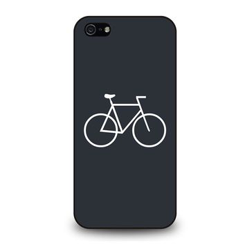 BICYCLE MINIMALISTIC iPhone 5 / 5S / SE Case