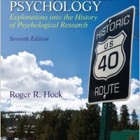 Forty Studies That Changed Psychology: Explorations into the History of Psychology-(Brand New)