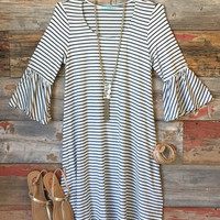 Sweet Summer Stripes Pocket Dress