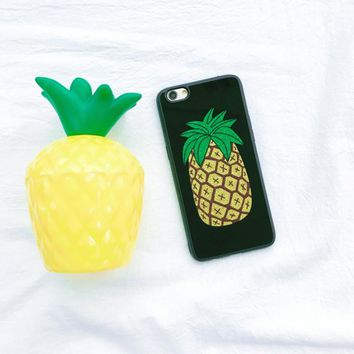 ZELU 1PCS Cute Pineapple Cocktail Cup Creative Plastic Cold Drink Cup Summer Beach Wedding for Birthday Party Flamingo Straw