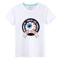2017 Spring&Summer mishka T-shirts keep watch 100% Cotton t-Shirts  for men Innovation pattern