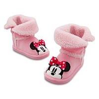 Minnie Mouse Boots for Baby | Disney Store