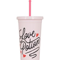 Ban.do Love Potion Sip Sip Tumbler With Straw - House of Fraser