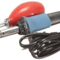 ECG J-045-DS Electric Corded De-Soldering Iron, +420 Degree C Tip Temperature, 45W