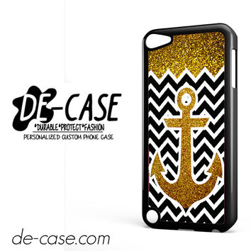 Anchor Gold DEAL-749 Apple Phonecase Cover For Ipod Touch 5